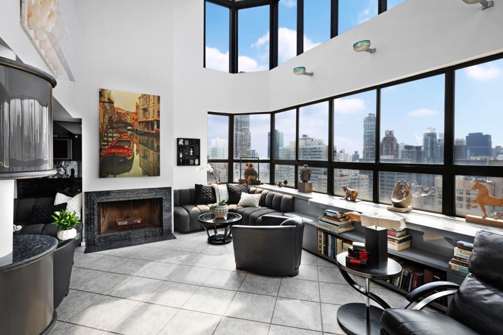110 East 71st Street Penthouse